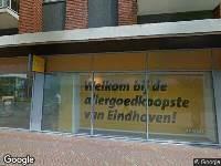 112 melding Ambulance naar Meerwater in Eindhoven