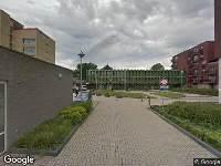 Brandweer naar Werradreef in Utrecht vanwege afgaan automatisch brandalarm