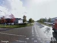 112 melding Brandweer naar Marco Poloweg in Venlo vanwege ongeval met letsel