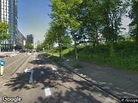 112 melding Ambulance naar Spaklerweg in Amsterdam