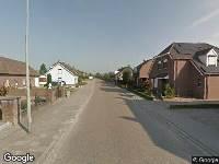 112 melding Brandweer naar Dorpsstraat in Roermond