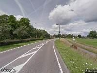 112 melding Ambulance naar Jan van Cuykdijk in Grave