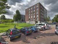 112 melding Ambulance naar Johan van Reigersbergstraat in Middelburg