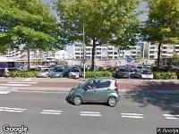 112 melding Ambulance naar Statenlaan in Tilburg