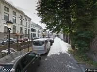 Brandweer naar Plompetorengracht in Utrecht vanwege gebouwbrand