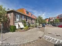 112 melding Ambulance naar Populierstraat in Haarlem