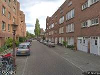 Ambulance naar Diamantstraat in Amsterdam
