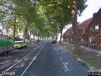Politie naar Royaards van den Hamkade in Utrecht vanwege aanrijding met letsel