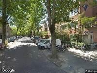 112 melding Ambulance naar Jacob Obrechtstraat in Amsterdam