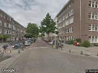 112 melding Ambulance naar President Kennedylaan in Amsterdam