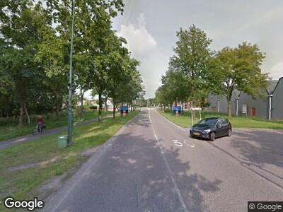 Brandweer naar Maarsseveensepoort in Maarssen vanwege verkeersongeval