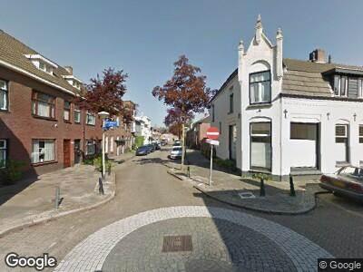 Ambulance naar Sint Lambertusstraat in Eindhoven
