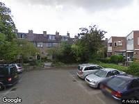 112 melding Ambulance naar Berberisdreef in Bleiswijk
