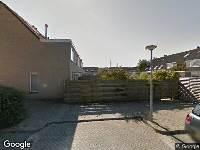 112 melding Brandweer naar Boedijnhof in Hoorn vanwege brand
