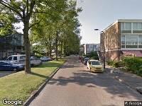 112 melding Brandweer naar Sint Jozefstraat in Hoorn