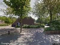 112 melding Ambulance naar Waterhoenstraat in Alkmaar