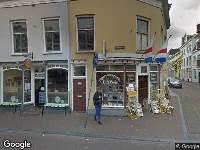 Politie naar Nobelstraat in Utrecht vanwege aanrijding met letsel