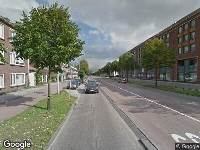 Brandweer naar Vleutenseweg in Utrecht vanwege verkeersongeval