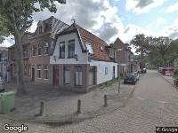 112 melding Ambulance naar Lindenlaan in Alkmaar