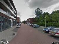 112 melding Brandweer naar Koninginneplein in Oud-Beijerland vanwege gebouwbrand