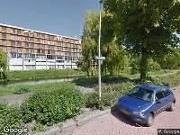Politie naar Prinses Irenelaan in Utrecht vanwege aanrijding met letsel