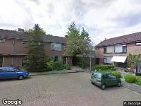 112 melding Besteld ambulance vervoer naar Marslaan in Nieuw-Lekkerland