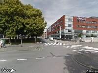 112 melding Politie naar Kloosterplein in Breda vanwege letsel