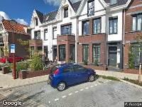 112 melding Ambulance naar Van Everdingenstraat in Alkmaar