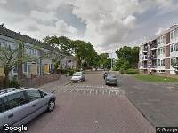 112 melding Ambulance naar Schoonveld in Rotterdam