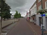 112 melding Ambulance naar Noordhaven in Zevenbergen