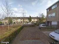 112 melding Ambulance naar Regenboogstraat in Dordrecht
