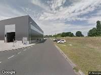 112 melding Brandweer naar Spectrumlaan in Bleiswijk vanwege waarnemen gaslucht