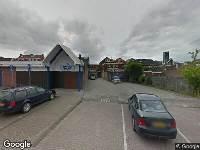 112 melding Brandweer naar Sixmastraat in Leeuwarden vanwege een liftopsluiting