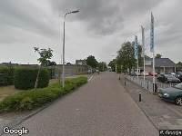 112 melding Ambulance naar Prinses Irenestraat in Oud-Beijerland