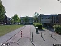 Ambulance naar Slingeplein in Rotterdam