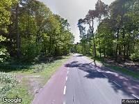 112 melding Ambulance naar Warandelaan in Tilburg