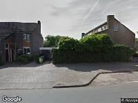 112 melding Ambulance naar Bredasingel in Arnhem