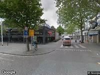 Brandweer naar Louis Bouwmeesterplein in Tilburg vanwege verkeersongeval
