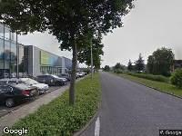 112 melding Ambulance naar Hamburg in Barendrecht
