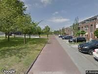 112 melding Ambulance naar Randmeer in Barendrecht