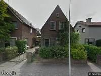 112 melding Brandweer naar Lage Bothofstraat in Enschede