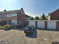 Ambulance naar Jupiterstraat in Alphen aan den Rijn