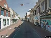 Ambulance naar Spuiweg in Dordrecht