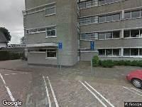 112 melding Ambulance naar Mr. Dr. van den Helmlaan in Pijnacker