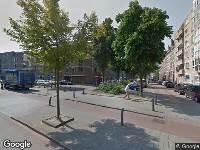 112 melding Besteld ambulance vervoer naar Oudedijk in Rotterdam