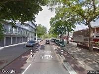 Brandweer naar Kruisnetlaan in Hoogvliet Rotterdam vanwege brand