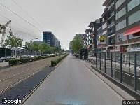 112 melding Ambulance naar Schiedamsedijk in Rotterdam