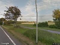 Ambulance naar Wassenaarseweg in Katwijk
