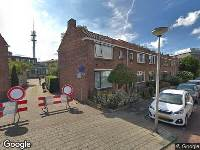 112 melding Ambulance naar Jan Luykenstraat in Gouda