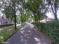 112 melding Ambulance naar Muldersteeg in Oosterhout